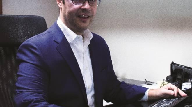 Davide Corna, amministratore di Valeo Studio