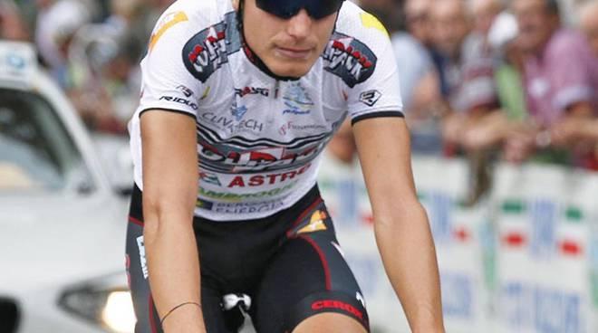 Fausto Masnada del Team Colpack