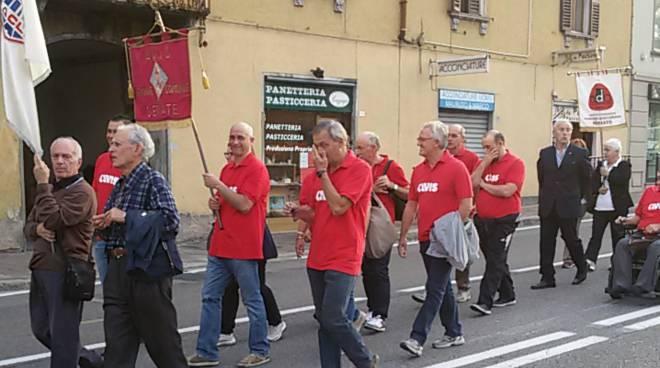 Festa del volontariato a Seriate