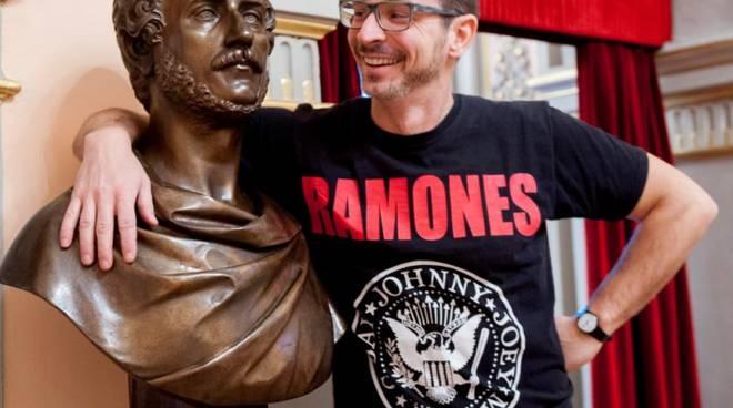 Francesco Micheli, direttore artistico del Teatro Donizetti