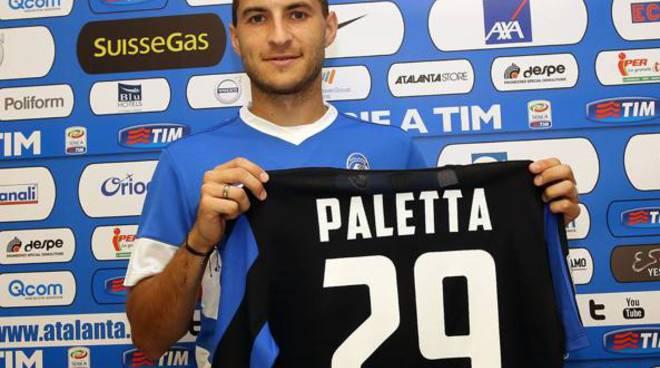 Gabriel Paletta, titolare col Sassuolo