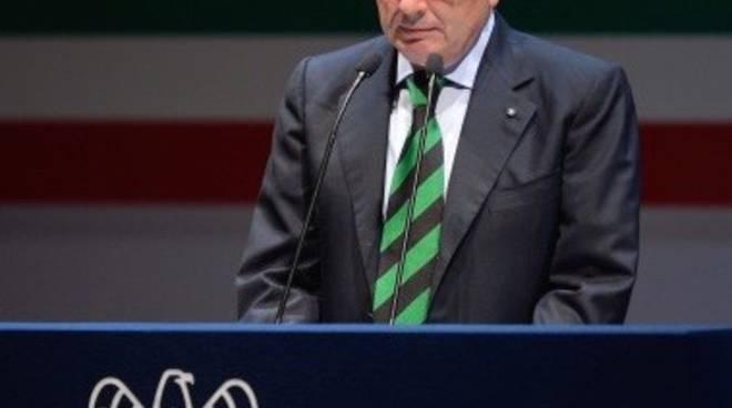 Giorgio Squinzi, bergamasco di Cisano