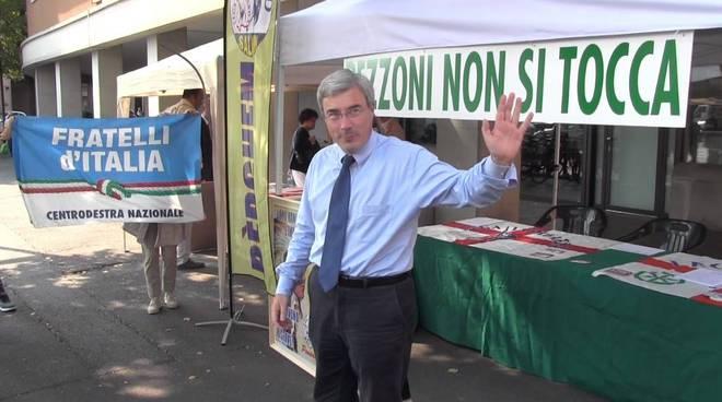 Giuseppe Pezzoni  (foto di Treviglio Tv)