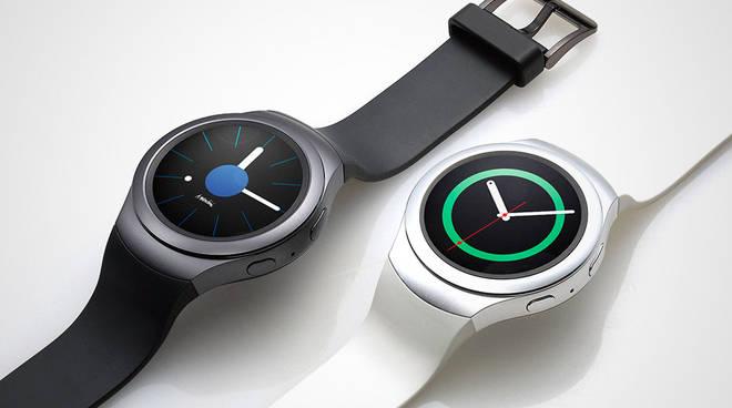 Il Gear S2 (foto Samsung.com)