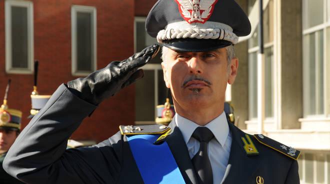 Il generale Virgilio Pomponi