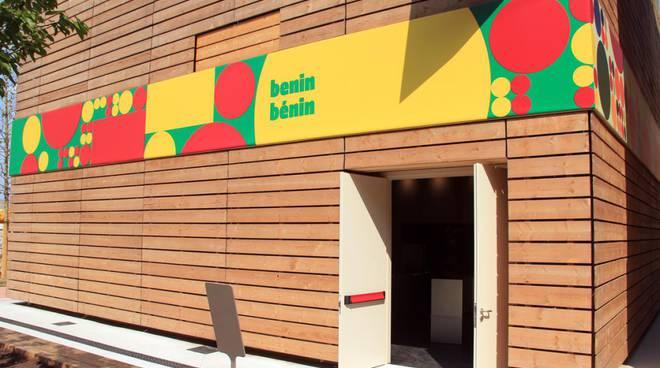 Il padiglione del Benin a Expo Milano 2015