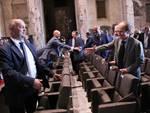 Inaugurazione dell'aula magna di Sant'Agostino