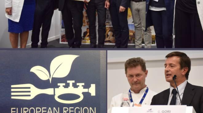 L'assegnazione dell'European Region of Gastronomy assegnato ad Expo