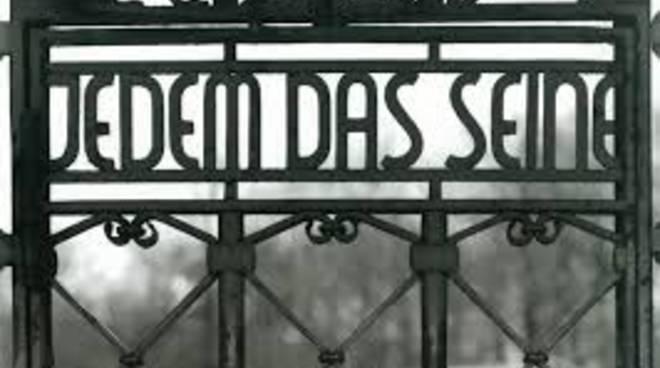 L'ex campo di concentramento di Buchenwald