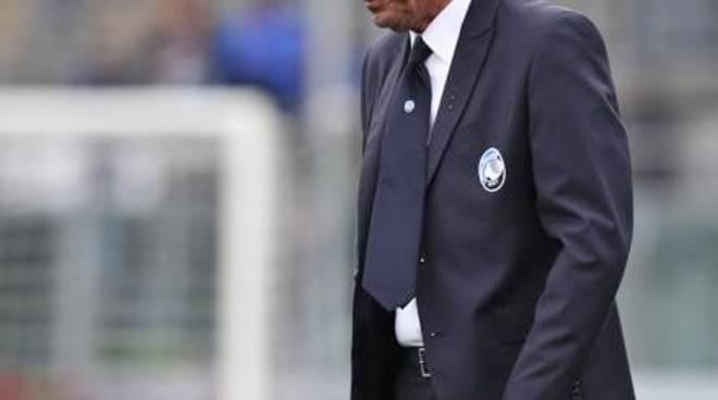 La delusione di Edy Reja dopo Dea-Verona 1-1