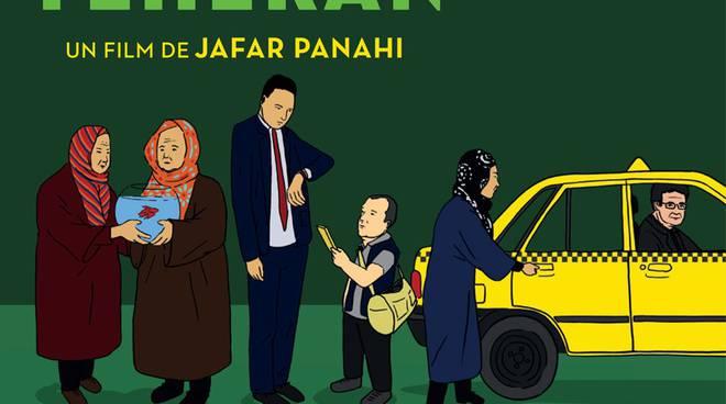 La locandina del film di Jafar Panahi