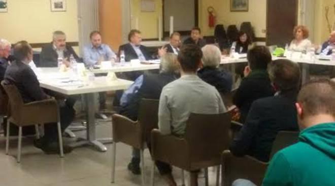 La seduta del Consiglio comunale di Castelli Calepio