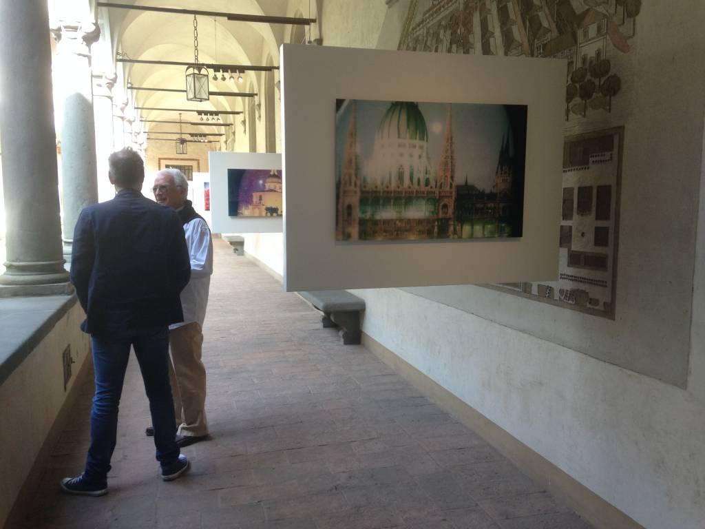 Le foto Davide Tranchina al Chiostro Santa Marta