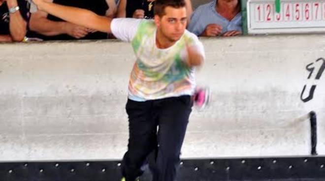 Luca Viscusi di Erba, 24 anni