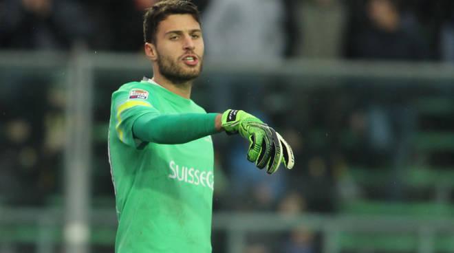 Marco Sportiello, il migliore a Reggio Emilia