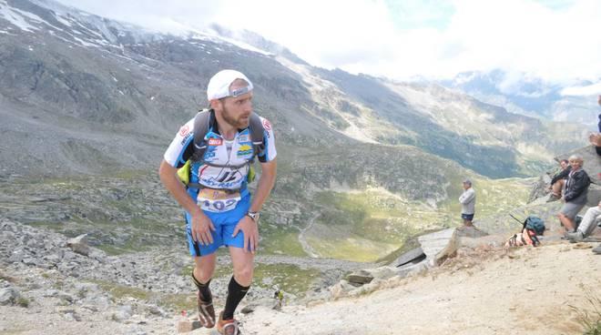 Marco Zanchi, ci riproverà alla Maga Skymarathon