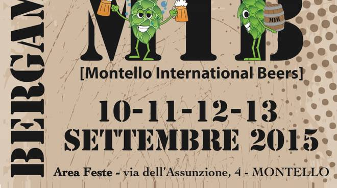 Montello International Beers