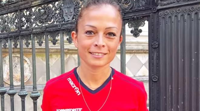 Paola Cardullo, nuovo libero della Foppa