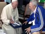 Papa Francesco e Fidel Castro