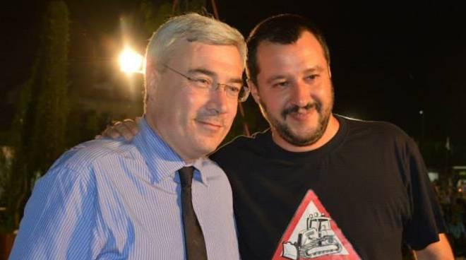 Pezzoni e Salvini