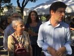Pippo Civati a Bergamo per gli 8 referendum
