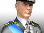 Pomponi comandante dell'Accademia della Guardia di Finanza