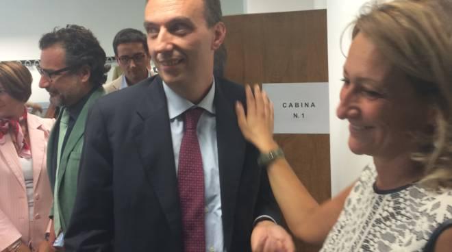 Remo Morzenti Pellegrini nuovo rettore dell'Università di Bergamo