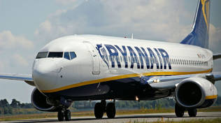 Ryanair, il nuovo spot