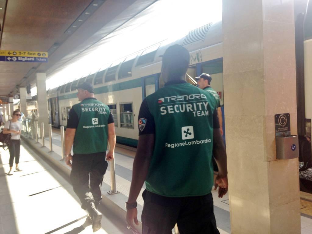 Stazioni, entrano in servizio di vigilantes