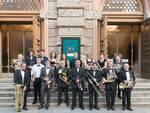 """""""Air for brass the Berghem"""": gli ottoni a Zanica per le Cure palliative"""