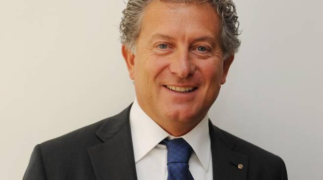 Alberto Carrara, presidente dell'Ordine dei Commercialisti di Bergamo