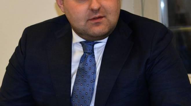 Alessandro Sorte, assessore regionale alle Infrastrutture e ai trasporti