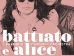 Alice e Battiato a Bergamo il 17 febbraio