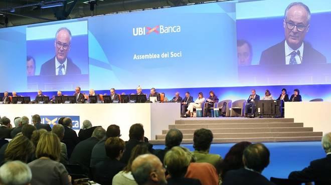 Assemblea di Ubi Banca
