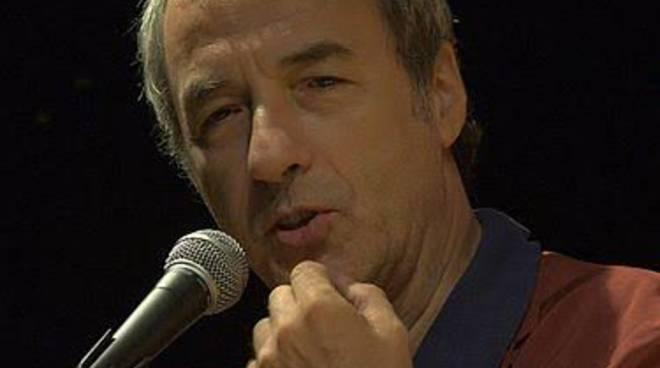 David Riondino ad Astino