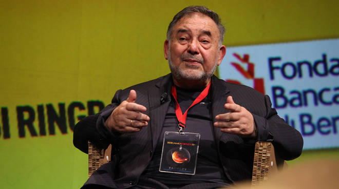 Edoardo Boncinelli, presidente del Comitato scientifico di Bergamoscienza
