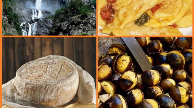 Sagre autunnali, cascate, ravioli nostrani, castagne: il weekend in ...