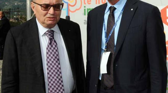 Giorgio Squinzi ed Ercole Galizzi