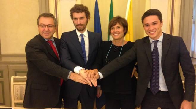 I consiglieri di Forza Italia