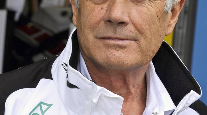Il campione bergamasco Giacomo Agostini