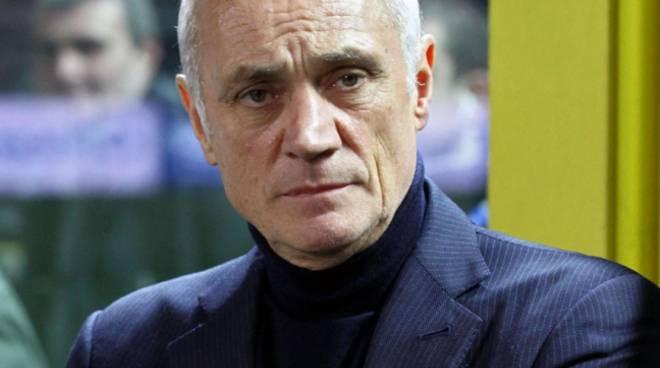 Il patron dell'Atalanta Antonio Percassi