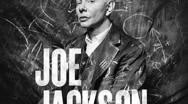 "Joe Jackson ""Fast Forward"""