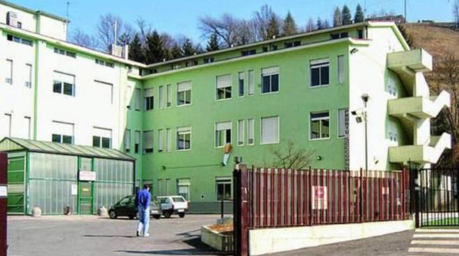 L'ospedale di San Giovanni Bianco