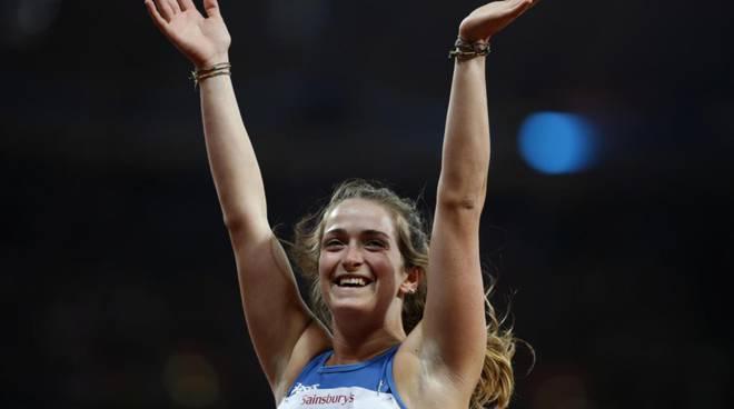 Martrina Caironi, nuovo record mondiale sui 100m