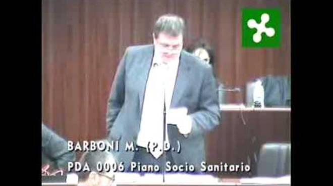 Maruo Barboni, consigliere regionale del Pd