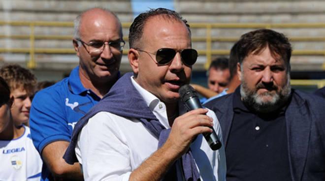 Nicola Radici, presidente della Pro Sesto (foto acprosesto.it)