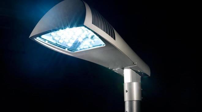 Nuova illuminazione pubblica per Bergamo