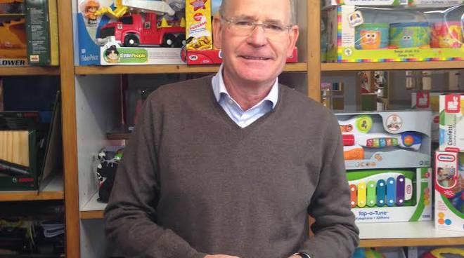 Piergiorgio Caldara va in pensione: chiude il negozio di viale Papa Giovanni