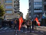 Sciopero dei lavoratori Italcementi