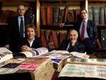 Silvio, Fabio, Andrea e Stefano Albini rappresentano la quarta generazione aziendale